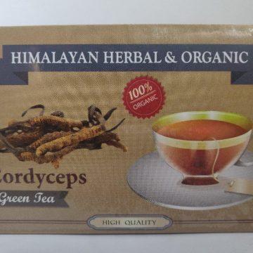 Bhutan Cordyceps Tea