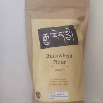 Bhutan Buckwheat